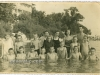 _470000 Josip Generalic on the beach (1st row 3rd from left), Crikvenica 1947