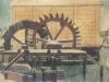 Ivan Generalic, 1930, Brlek's  watermill, watercolour