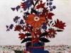 Ivan Generalic, 1967, Flowers on a table