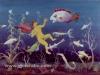Josip Generalic, 1964, My dream, oil on canvas