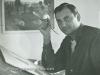 Josip Generalic, 1965, Gathering the grass, author photo