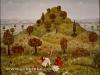 Josip Generalic, 1966, Butterflies, oil on canvas