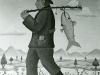 Josip Generalic, 1968, Fisherman, oil on canvas