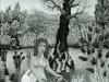 Josip Generalic, 1969, Naked girl fishing, oil on canvas