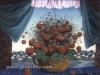 Ivan Generalic, 1973, Strawberries, oil on glass