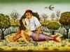 Josip Generalic, 1971, My mermaid, oil on canvas