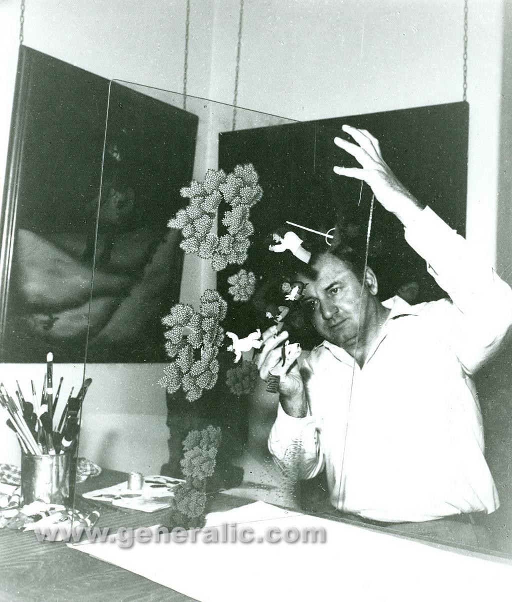 Josip Generalic, 1984, In the field, making of