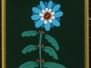Josip-Generalic-2003-Blue-flower-oil-on-glass-16×12-cm