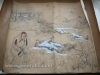Ivan Generalic, Tears over dead men, drawing, 112x132 cm