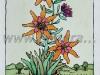 JG-O19-01 Four flowers